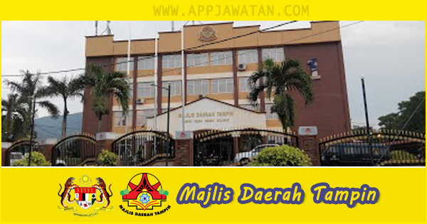 Jawatan Kosong di Majlis Daerah Tampin - 19 Oktober 2018