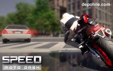 Speed Motor Dash Real Simulator 1.15 Para Hileli Apk İndir