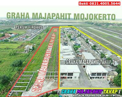 Jual Rumah Mojokerto, Lokasi Strategis Terbaik, Dekat Pintu Tol, Bekti 082.1400.55644