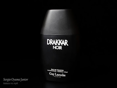 Perfume Drakkar Noir, de Guy Laroche