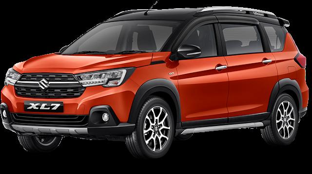 Mobil Suzuki XL7 Terbaru