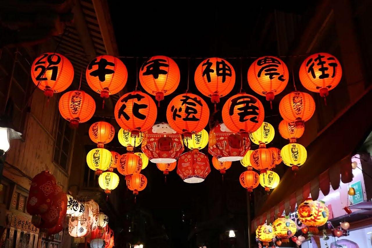 台南228連假 賞花、賞燈、慶元宵 來趟台南小旅行 抓住今年春節的尾巴