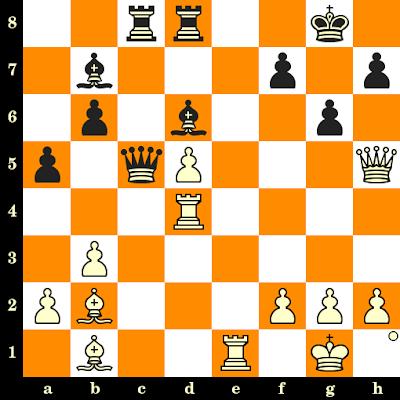 Les Blancs jouent et matent en 3 coups - Alexander Grischuk vs G Tatarliev, Duisburg, 1992