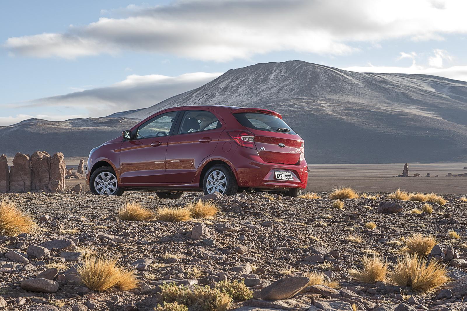 New Ford Ka sẽ được bán ở châu Âu
