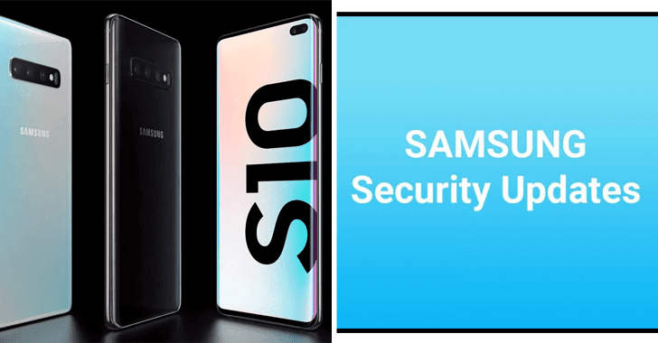 Samsung Security Updates to Mobile Devices to Fix Critical Security Vulnerabilities