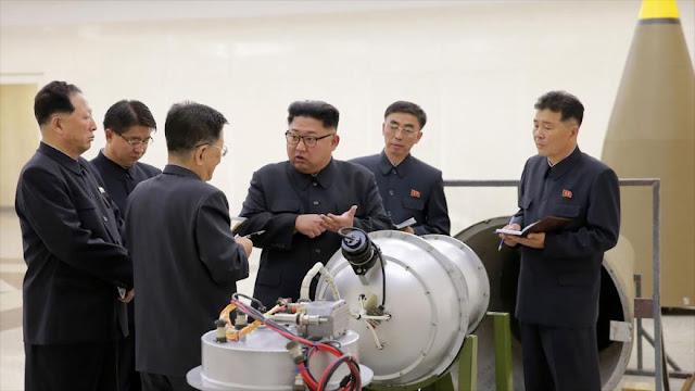 China y Rusia condenan test nuclear de Pyongyang y piden calma