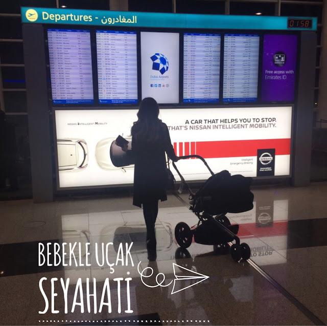 bebekle yolculuk