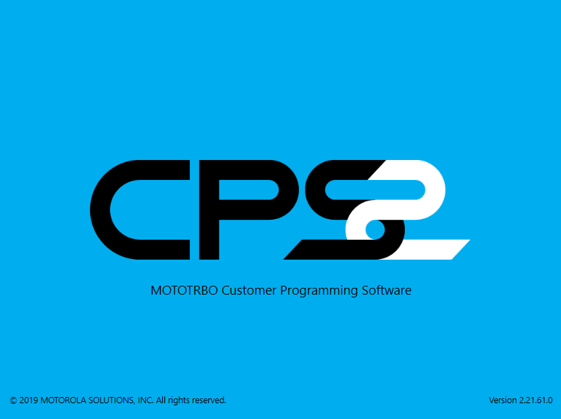 How to Install MOTOTRBO Customer Programming Software (CPS 2.0)