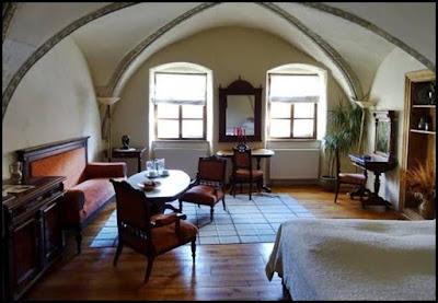 Impresii camere FRONIUS RESIDENCE din SIGHISOARA