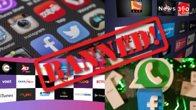 Facebook, Twitter and Instagram ban in India, All Social Media and OTT Platforms Can be Banned in India on May 26, See the Reasons Behind the Ban