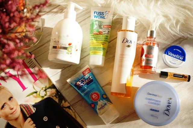 Pielęgnacja skóry zimą, czyli mój kosmetyczny niezbędnik