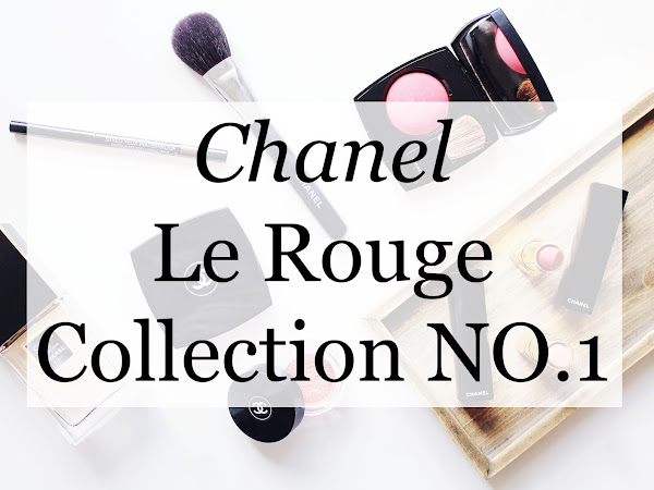 Chanel Le Rouge Collection NO.1 REVIEW & SWATCHES
