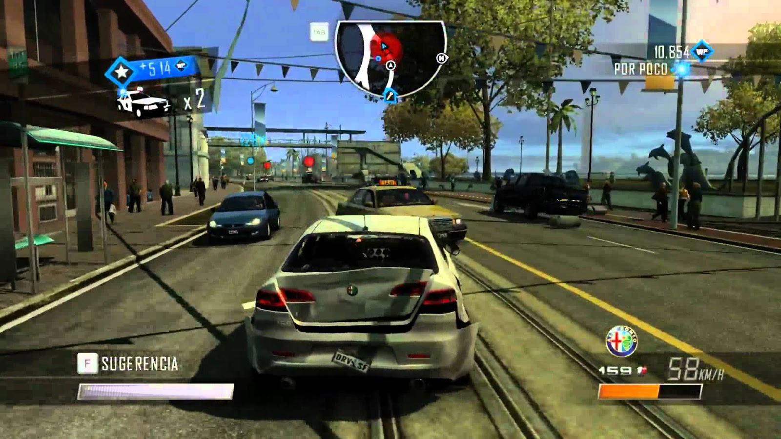 Driver San Francisco - Download Game PC Iso New Free