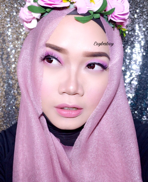 romantic-pink-makeup-look-tutorial-esybabsy
