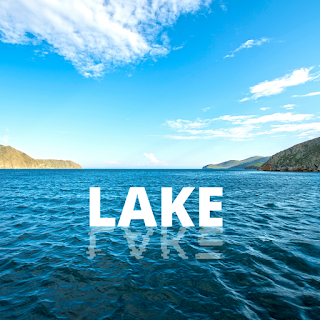 How to create water shadow effect for text in Canva ?
