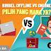 Kenali Perbandingan Bimbel Offline vs Bimbel Online Biar Tidak Salah Pilih