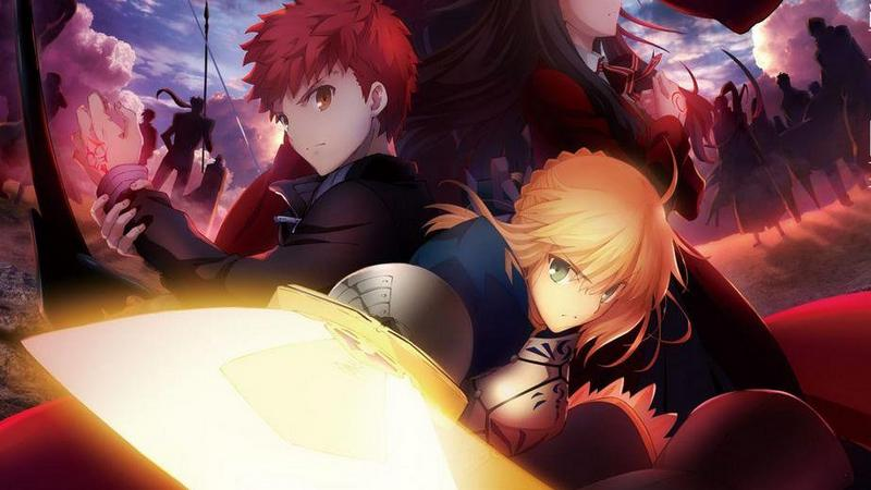 best ufotable tv anime series
