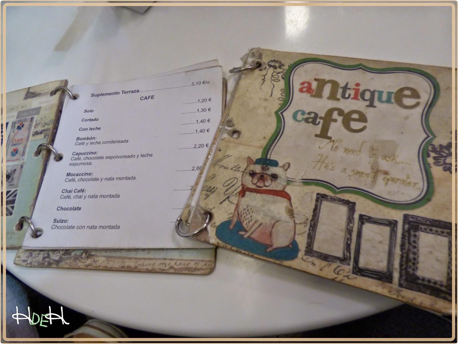 antique cafe valencia