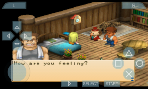 Download Harvest Moon Boy and Girl PPSSPP For Android