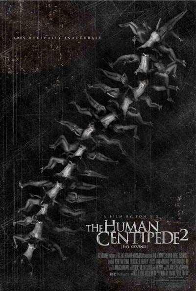 El Cien Pies Humano 2 [The Human Centipede 2] 2011 DVDRip Subtitulos Español Latino Descargar