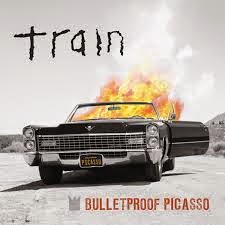Álbum Bulletproof Picasso do Train