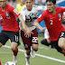 Νότια Κορέα - Μεξικό 0-2 (66')