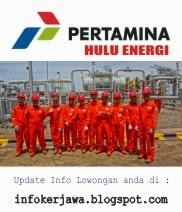 Lowongan Kerja BUMN Pertamina Hulu Energi