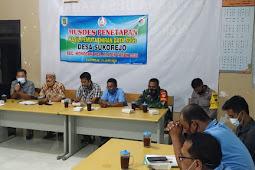 Babinsa Wonosari Hadiri Musyawarah Penetapan Pendapatan SDGs