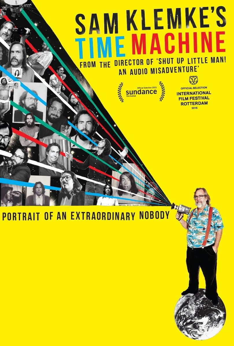 Sam Klemke's Time Machine   Filmtipp und Timelapse einer 35jährigen Selbstfilmung