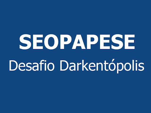 1° desafio seopapese 2017