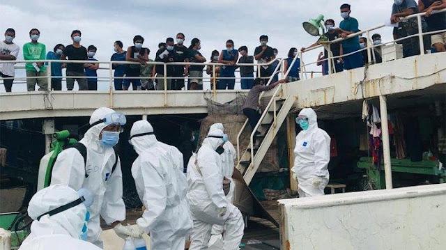 2 Tewas, LPSK Dorong Polisi Selidiki Dugaan Perdagangan Orang terhadap 155 WNI ABK Kapal China