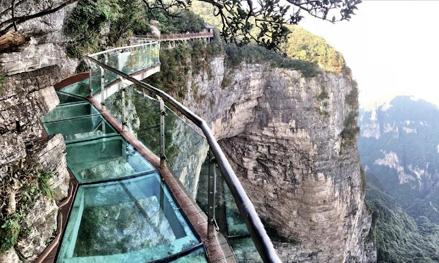 Jembatan Hongayu Scenic China