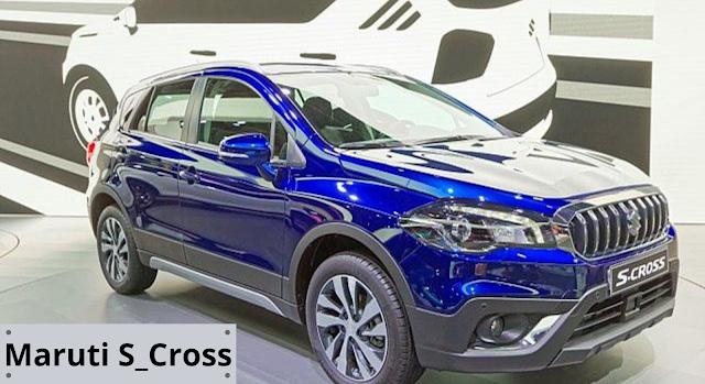 Maruti Suzuki S-Cross Alpha AT Petrol
