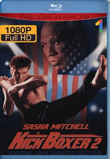 Kickboxer 2: The Road Back (1991) [1080p BRrip] [Latino-Inglés] [LaPipiotaHD]