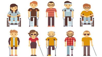 Pengertian, Jenis dan Hak Penyandang Disabilitas