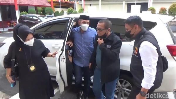 Mardani Hamdan Satpol PP Gowa Tersangka Pemukul Pasutri Ditahan