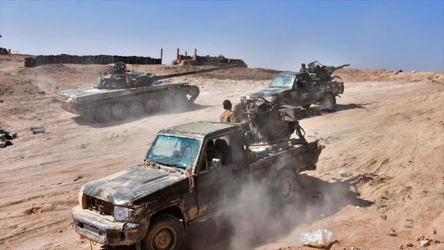 Siria advierte a Israel y se refuerza ante sus planes en Golán