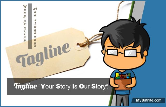 Pentingkah Sebuah Tagline di Header Blog?
