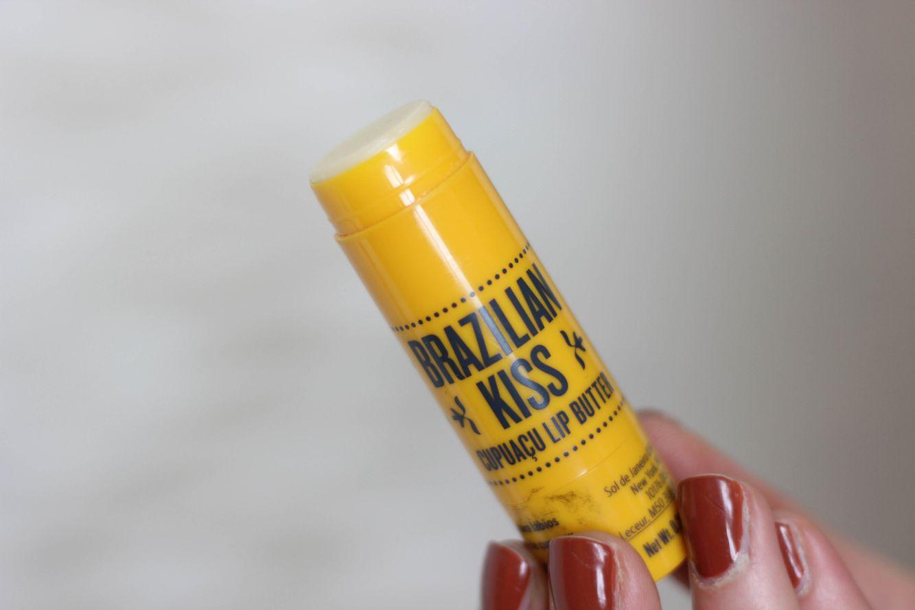 Sol de Janeiro Brazilian Kiss Cupuaçu Lip Butter