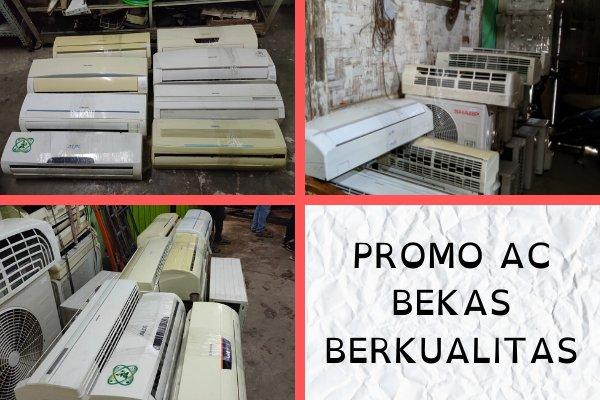 Jual AC Bekas / Second Gratis Pasang Semarang