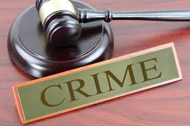 DISTINCTION BETWEEN CRIME & TORT