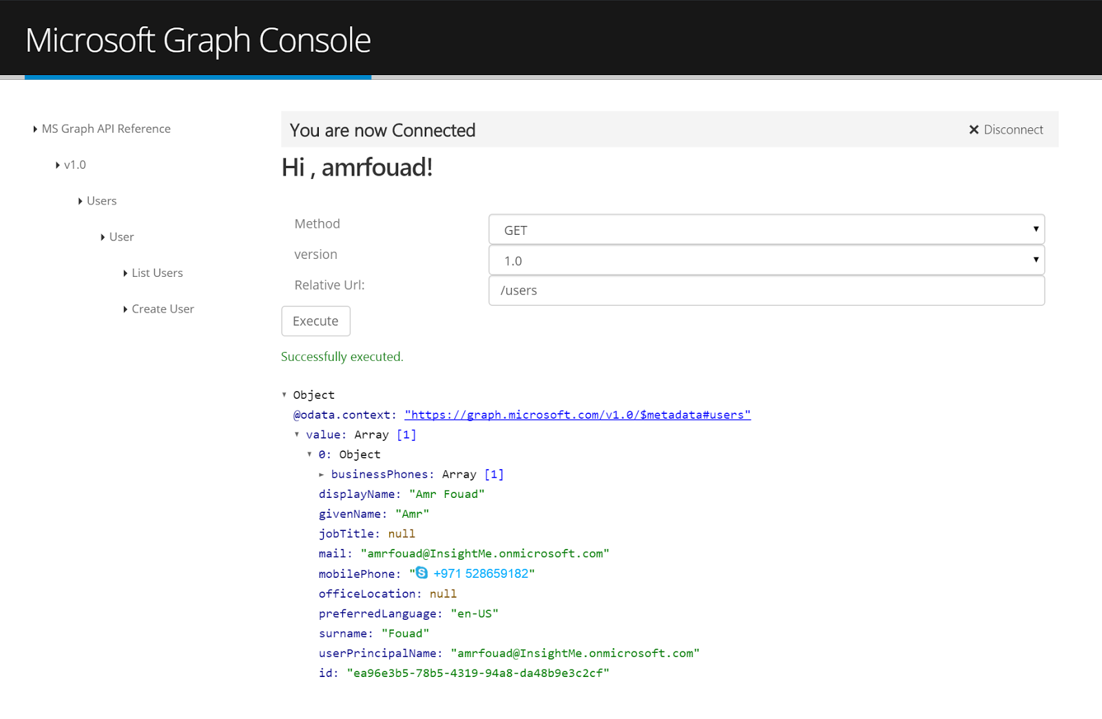 Microsoft Graph: One endpoint to rule them all