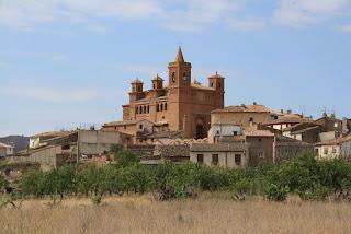 Iglesia de San Felix, Torralba de Ribota (Zaragoza) by Susana Cabeza