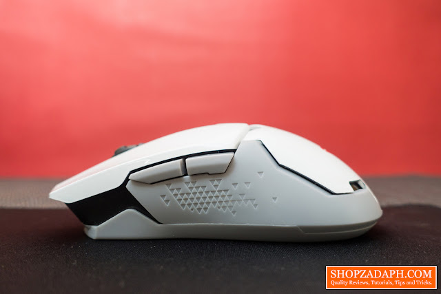 fantech wg8 gaming mouse review