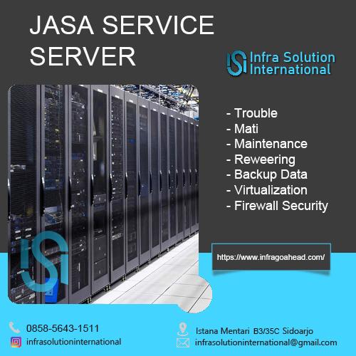 Service Server Madura Enterprise