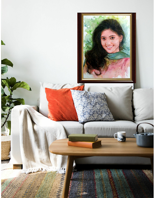 Give a New Life to Your Living Room with Handmade Paintings