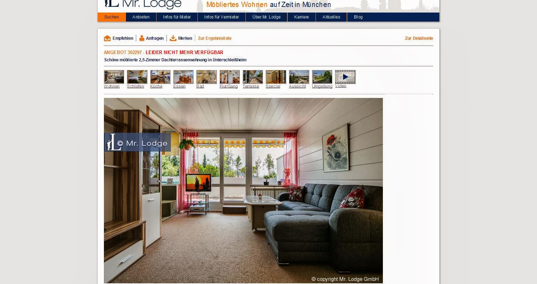 alias herr fried m blierte 2 5 zimmer dachterrassenwohnung in. Black Bedroom Furniture Sets. Home Design Ideas