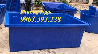 Thùng nhựa dung tích lớn, Thùng nhựa nuôi cá,Thùng nhựa chứa nước sạch 8db3159571099357ca18