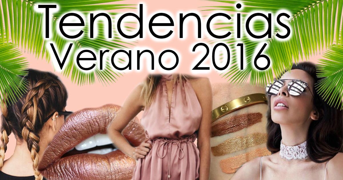 tendencias verano 2016