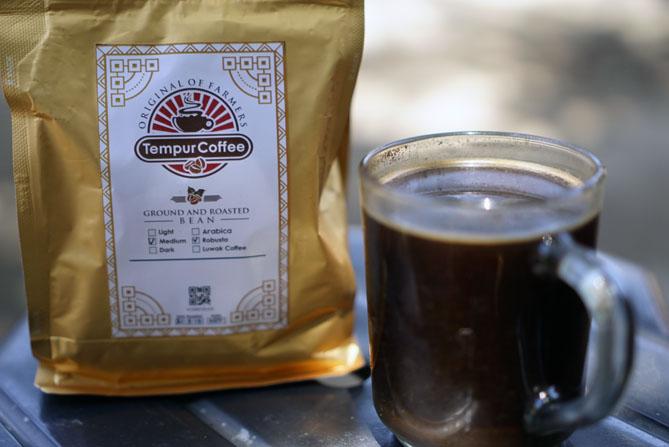 Menyesap kopi tempur Jepara